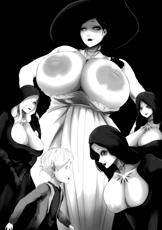 おねショタしちゃう逆レイプをしてくるショタを拘束した爆乳熟女とその娘たち…パイズリしたりキスしたりしてイチャラブな集団セックスしちゃう!【阿白:ドOトレOクお母様の搾精】